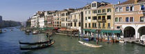 Grand Canal Venice Italy by Panoramic Images