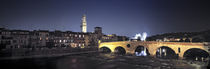 Bridge over a river, Pietra Bridge, Ponte Di Pietra, Verona, Italy by Panoramic Images