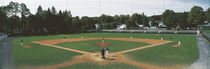 Panorama Print - Doubleday Field Cooperstown NY von Panoramic Images