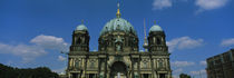 Facade Of A Cathedral, Berlin, Germany by Panoramic Images