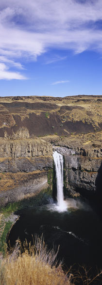 Palouse Falls State Park, Washington State, USA by Panoramic Images