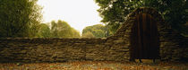 Close-up of a stone wall, County Kilkenny, Republic Of Ireland von Panoramic Images