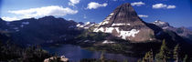 Hidden Lake, Us Glacier National Park, Montana, USA by Panoramic Images