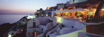 Santorini, Greece by Panoramic Images