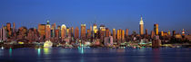 NYC, New York City New York State, USA by Panoramic Images