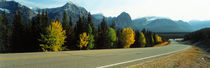 Road Alberta Canada by Panoramic Images
