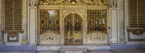 Facade of a conference room, Topkapi Palace, Istanbul, Turkey von Panoramic Images