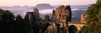 Bastei, Saxonian Switzerland National Park, Germany by Panoramic Images
