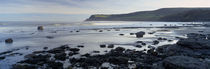 Rocks On The Beach, Robin Hood's Bay, North Yorkshire, England, United Kingdom by Panoramic Images