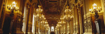 Interiors of a palace, Paris, Ile-De-France, France von Panoramic Images