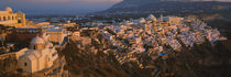 Santorini, Cyclades Islands, Greece von Panoramic Images