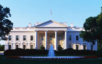 White House Washington DC by Panoramic Images