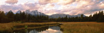 Grand Teton National Park WY USA von Panoramic Images