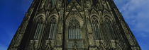 Low angle view of a cathedral, Cologne Cathedral, Cologne, Germany von Panoramic Images