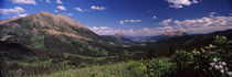 Gunnison County, Colorado, USA by Panoramic Images