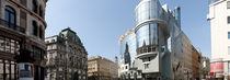 Buildings in a city, Stephansplatz, Vienna, Austria by Panoramic Images