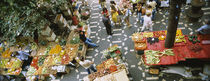 vegetable market, Funchal, Madeira, Portugal by Panoramic Images