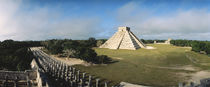 Pyramid Chichen Itza Mexico von Panoramic Images
