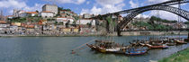 Douro River, Porto, Douro Litoral, Portugal by Panoramic Images