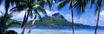Bora Bora, Tahiti, Polynesia by Panoramic Images