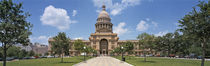 Facade of a government building, Texas State Capitol, Austin, Texas, USA von Panoramic Images