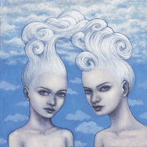 Gemini by Andrea Peterson