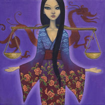 Libra by Andrea Peterson