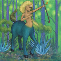 Sagittarius by Andrea Peterson