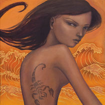 Scorpio by Andrea Peterson