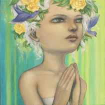 Virgo by Andrea Peterson