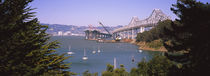 Treasure Island, Oakland, San Francisco, California, USA by Panoramic Images