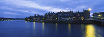 Buildings On The Waterfront, Inverness, Highlands, Scotland, United Kingdom by Panoramic Images