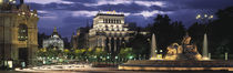 Madrid, Spain by Panoramic Images