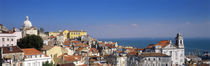Lisbon, Cityscape, Skyline, Portugal von Panoramic Images