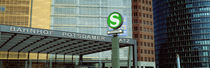 Potsdamer Platz, Berlin, Germany von Panoramic Images