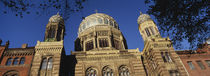 Low Angle View Of Jewish Synagogue, Berlin, Germany von Panoramic Images