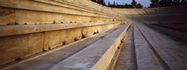 Detail Olympic Stadium Athens Greece by Panoramic Images