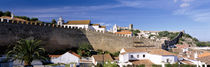 Obidos Portugal by Panoramic Images