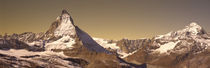 Matterhorn Switzerland by Panoramic Images