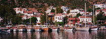 Kalkan, Turkey by Panoramic Images