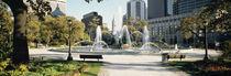 Logan Circle, Philadelphia, Philadelphia County, Pennsylvania, USA von Panoramic Images
