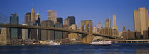 East River, Manhattan, New York City, New York State, USA von Panoramic Images