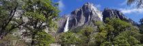 Yosemite Falls Yosemite National Park CA by Panoramic Images