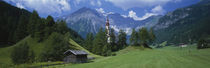 Oberndorf Tirol Austria by Panoramic Images