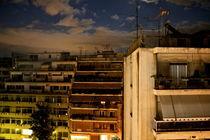 Night in Athens von Signe Ronja