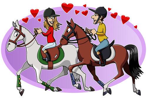 Riders-in-love