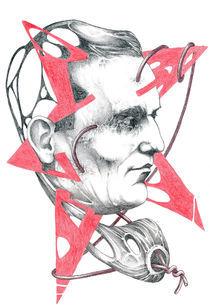 Portrait: Josip Broz - Tito von Edin Hendo