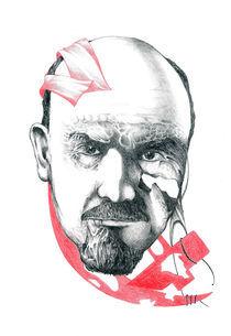 Portrait: Vladimir I. Lenin von Edin Hendo