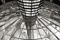 Berliner Reichstagskuppel - Berlin Mitte von captainsilva