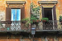 Römischer Balkon by captainsilva